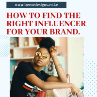 how to find the right socia media influencer in kenya
